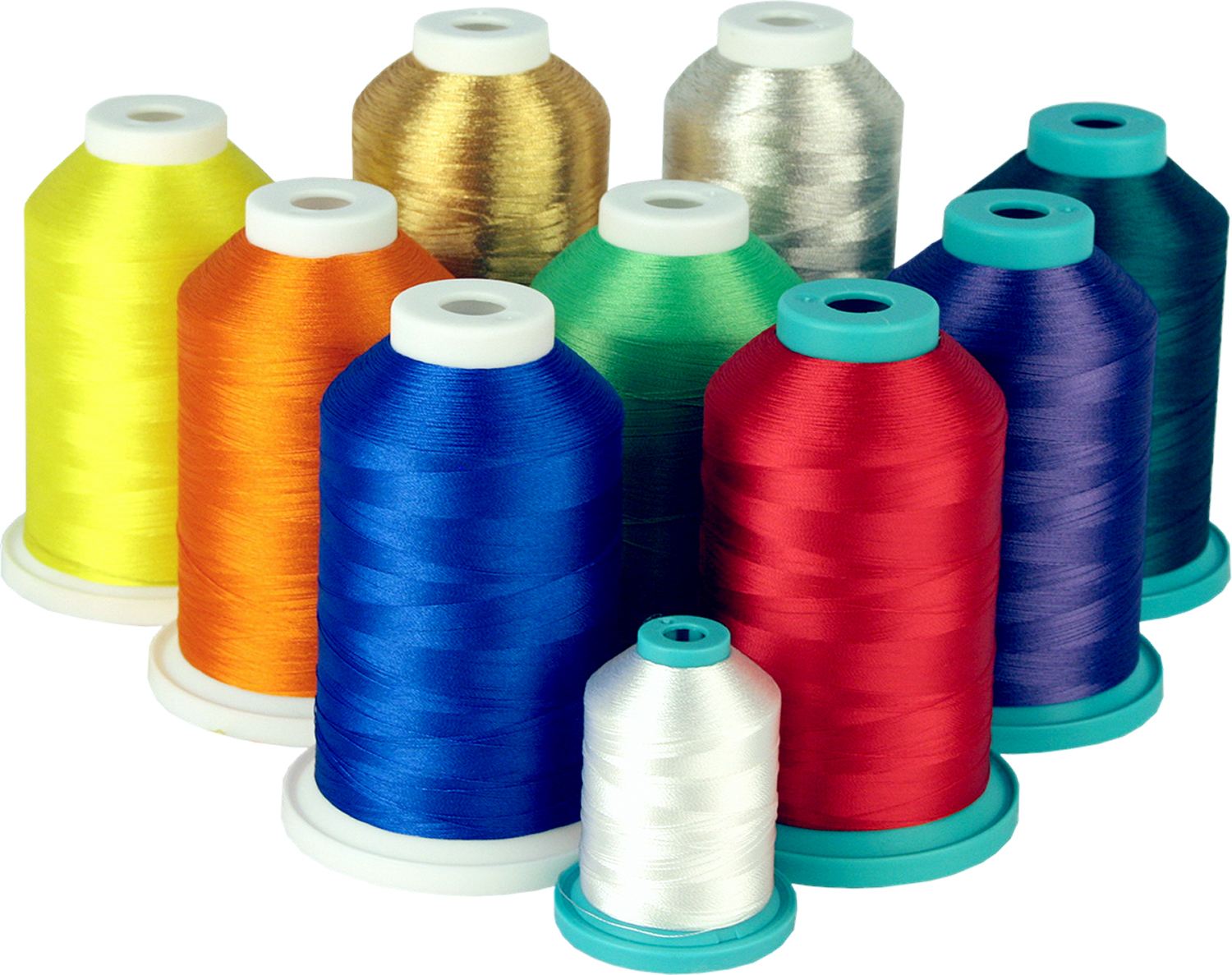 Choosing The Right Machine Embroidery Thread Part 1 Embroidery